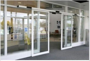 चीन Unique Aluminum Track Automatic Sliding Door ,  hospital auto sliding glass door आपूर्तिकर्ता