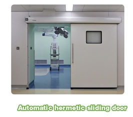 चीन Large swing hospital clean room airtight door support Customized size आपूर्तिकर्ता