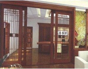 चीन Wide Range Power Motorized Sliding Door With Double Door Interlock Function फैक्टरी